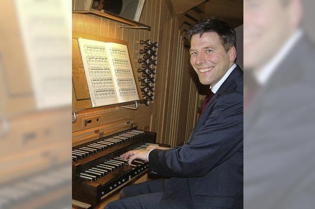 Orgelmusik durch die Jahrhunderte