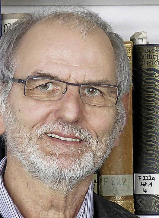 Gerd Krumeich   | Foto: Tanja Hommen