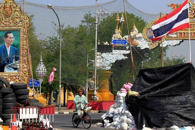 Die Opposition will Thailand lahmlegen