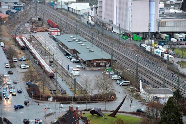 Stadt Lörrach will Autoreisezug loswerden