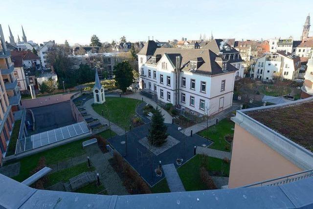 Marienhaus St. Johann: Pflegeheim der neuen Generation