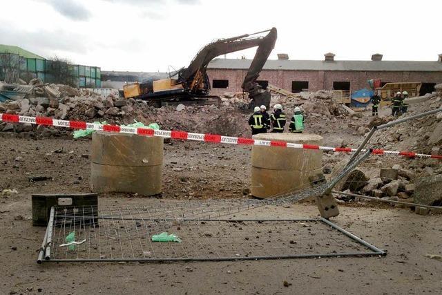 Bombe explodiert in Euskirchen: Ein Toter, acht Verletzte
