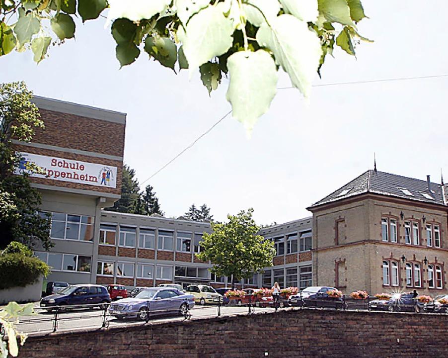 Die Schule Kippenheim     Foto: fö