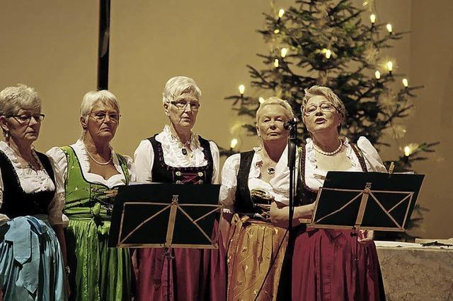 Musik zur Weihnachtszeit