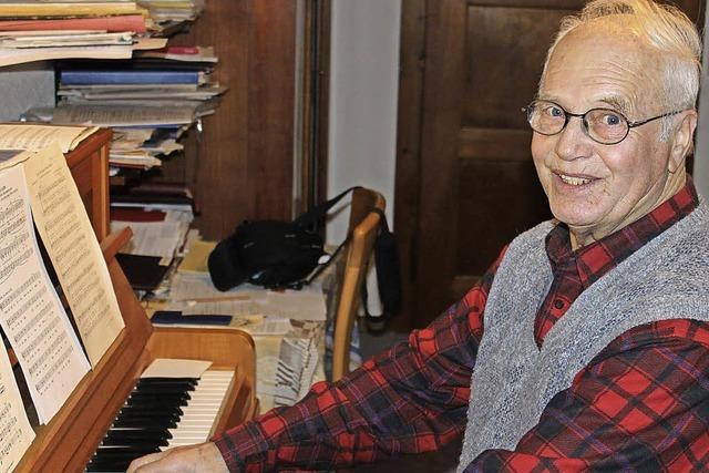 Dirigent und Sänger aus Leidenschaft