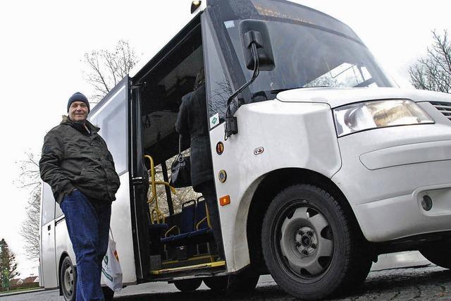 Der Stadtbus bleibt in der Erfolgsspur