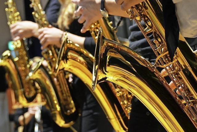 Viel Applaus für den musikalischen Nachwuchs