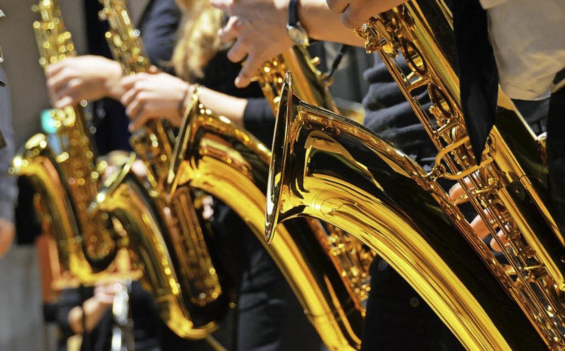 Beliebt, auch bei jungen Musikern: die Blasinstrumente.   | Foto: Kathrin Blum