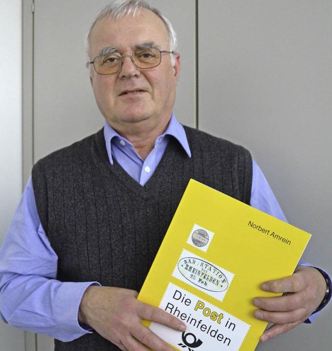 Nobert Amrein hat ein informatives und...altsames Nachschlagwerk herausgegeben.    Foto: Ingrid Böhm-Jacob