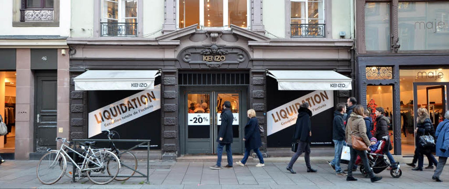 Nur 2,7 Prozent der Straßburger Innens...sdurchschnitt sind es dreimal soviel.     Foto: BRI