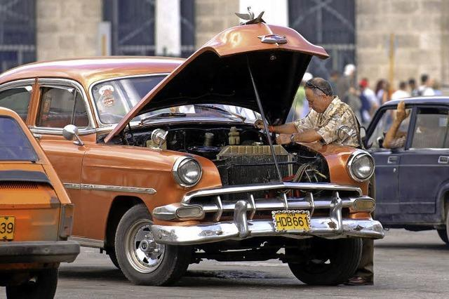 Revolution auf Kubas Automarkt
