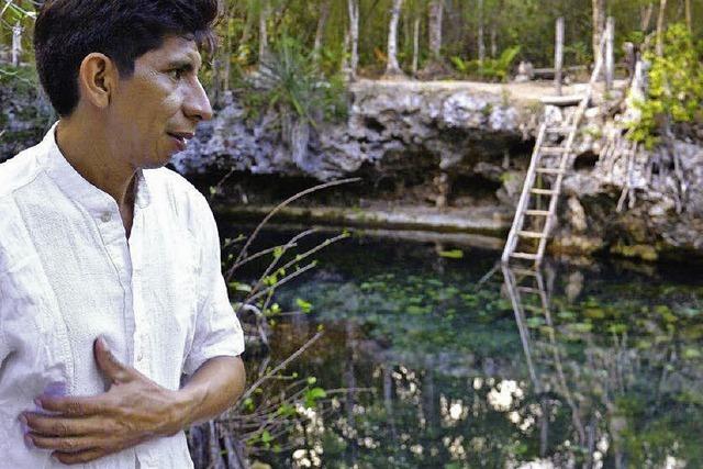Die Unterwelt der Maya-Nachkommen ist bedroht