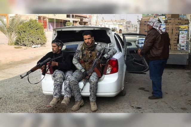 Die Rückkehr der Al-Qaida-Kämpfer nach Al-Anbar