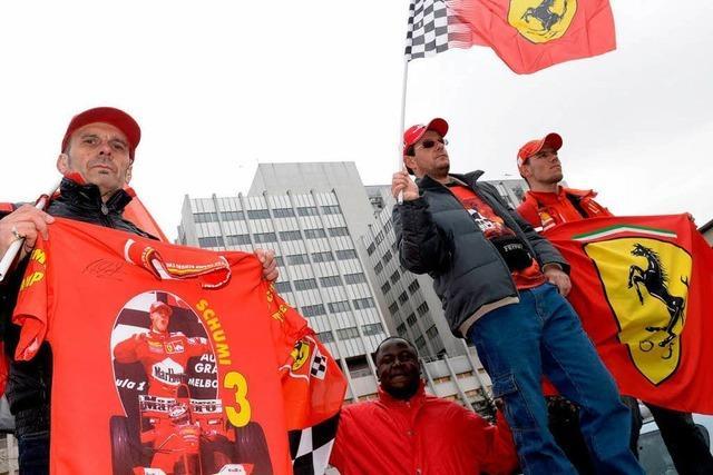 Nach dem Skiunfall: Schumacher und wir