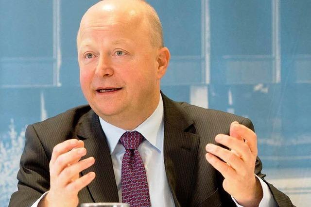 FDP-Landeschef Michael Theurer über das Umdenken in seiner Partei