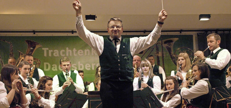 Ein Highlight jagte das andere beim Jahreskonzert der Trachtenkapelle Dachsberg  | Foto: Karin Stöckl-Steinebrunner