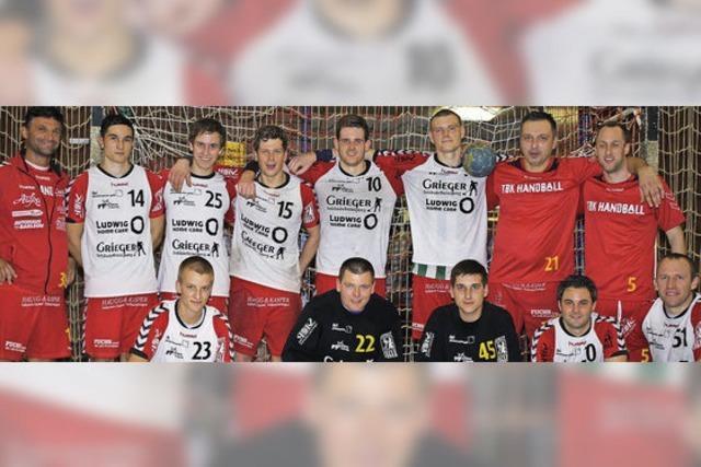 TB Kenzingen dominiert den regionalen Handball-Vergleich