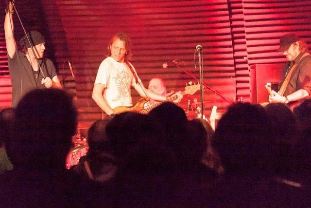 Hamburg Blues Band: Gut für die Laune, präzise präsentiert