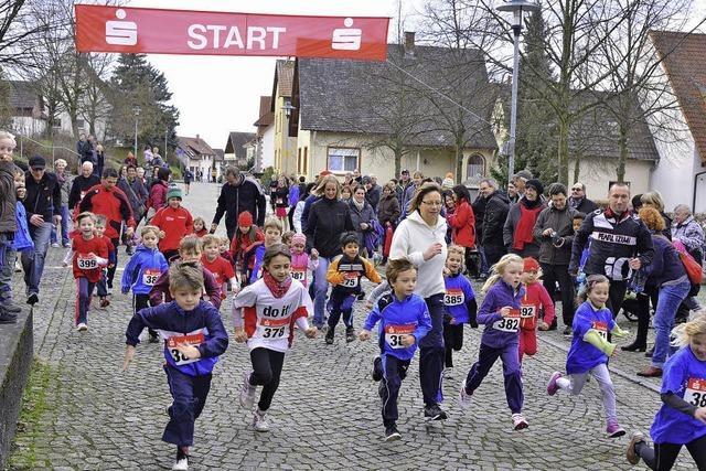 250 Läufer am Start