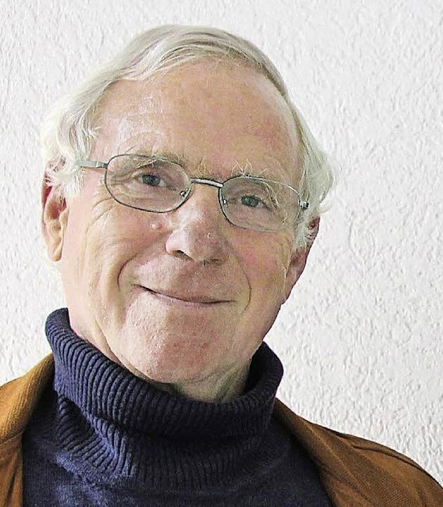 Wolfram Hartwig, der Vorsitzende des L...rbungen bei der neuen Ausschreibung.    | Foto: saurer