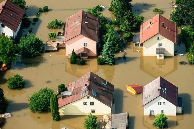 Naturkatastrophen richten hohe Schäden in Europa an