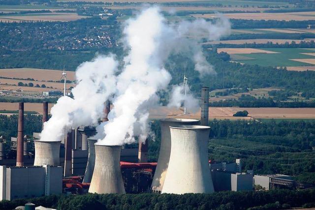 Braunkohle läuft dem Erdgas den Rang ab