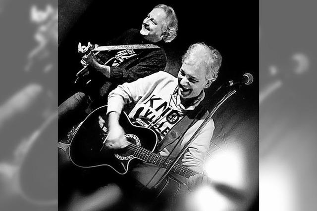 Lars Reichow und Deyda & Lehmann in der Endinger Stadthalle: Hits und Humor
