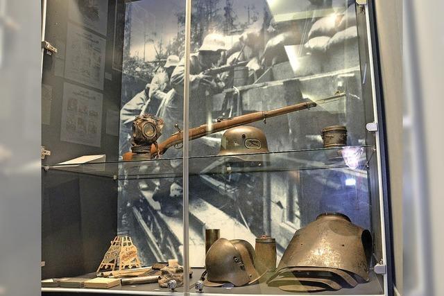 Großprojekt zum Ersten Weltkrieg