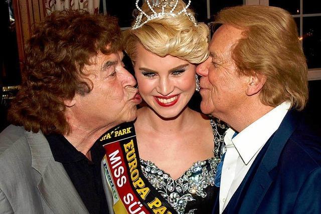 Mareen Wehner ist Miss Süddeutschland