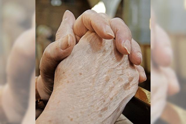 Gemeinsames Beten über Kirchengrenzen hinweg