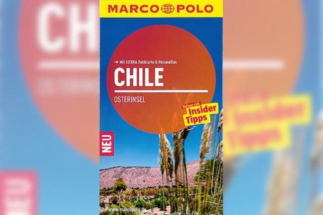 Malte Sieber: Chile