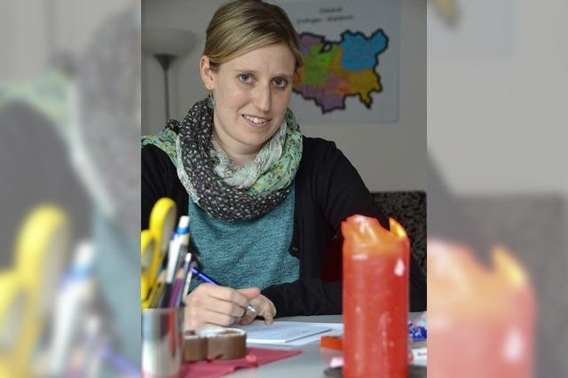 Judith Huber ist neue Jugendreferentin im Dekanat Endingen-Waldkirch