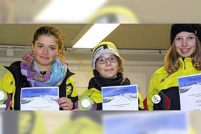 Doppelerfolg für Rheinfelderin Lea Mai bei Panolin-Cup