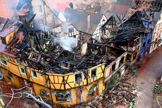 Riquewihr nach dem Großbrand: Wie geht es weiter?