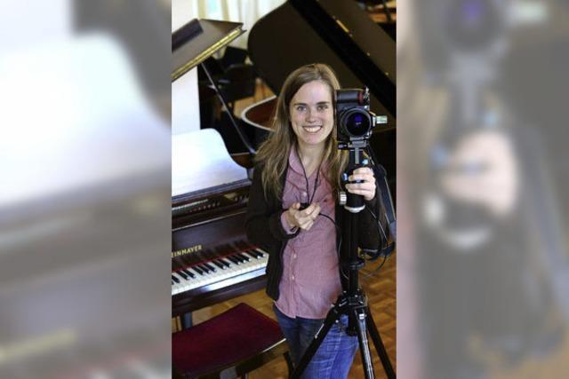 Friederike Tröndle ist bisher die einzige Google-zertifizierte Fotografin in der Region