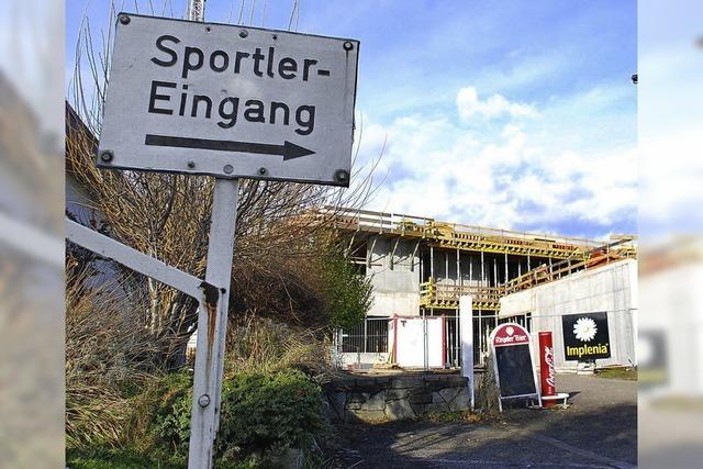 Rheinfelder Stadionrestaurant schließt noch im Januar