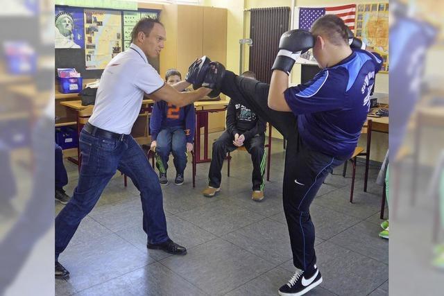 Kickboxen als Lebensschule
