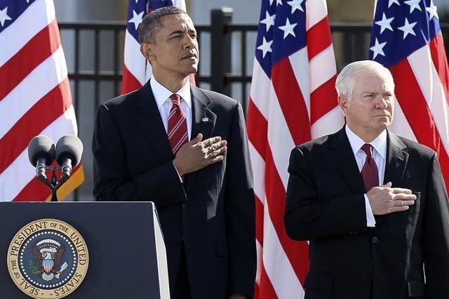 Robert Gates rechnet mit Obama ab