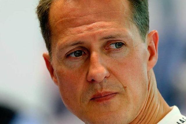 Schumacher: Trägt Helmhersteller Verantwortung?