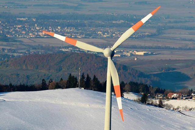 Freiburger Grüne zerknirscht wegen Windradflaute