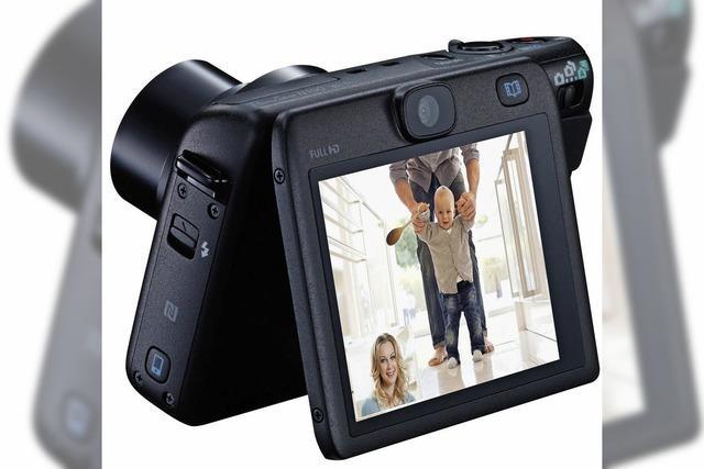 Von Monster-TVs und Selfie-Cams