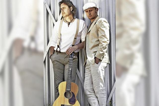 Graceland interpretieren Songs von Simon & Garfunkel in der Wodan-Halle