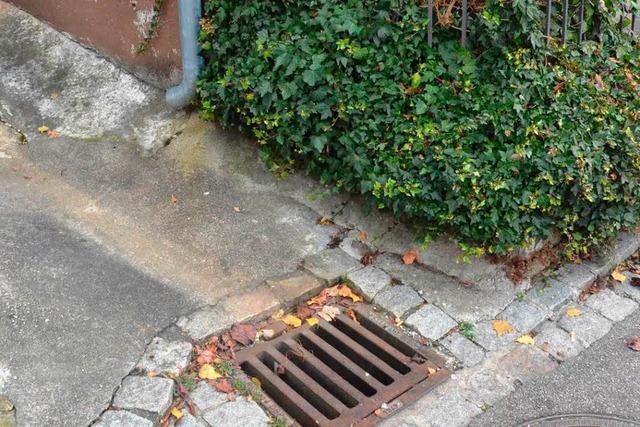 Zweifel an Gerechtigkeit der gesplitteten Abwassergebühr