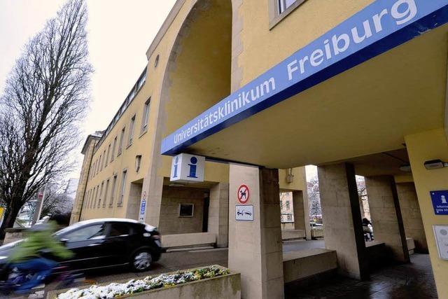 Uniklinik Freiburg feuert ihren Kaufmännischen Direktor
