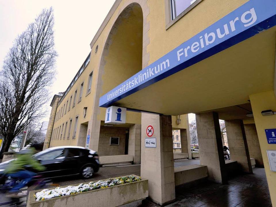 Wieder Wirbel in der Freiburger Uniklinik  | Foto: Michael Bamberger