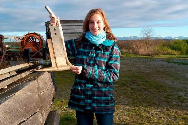 Studentin erfindet neue Düngetechnik für den Maisanbau