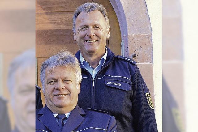 Polizei-Routinier auf neuem Posten
