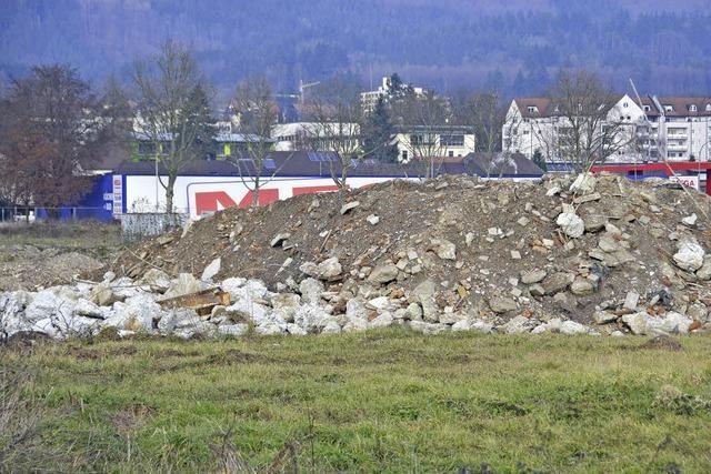 Brennet-Areal am Montag Thema im Gemeinderat