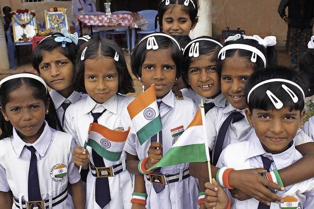 Rieke Müller setzt sich für Indien ein – auch nach ihrem FSJ