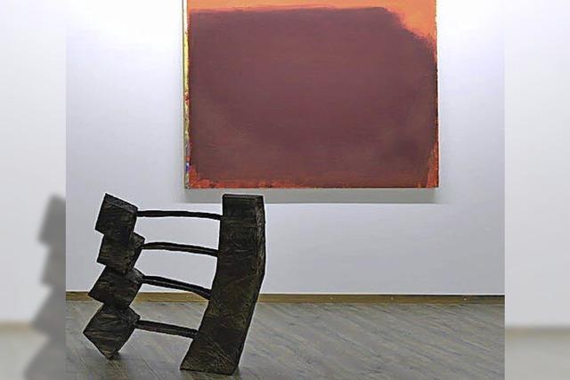 Künstlergespräch im Museum